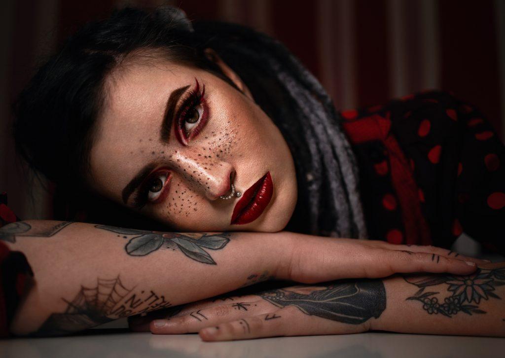 Gothique-tatouée